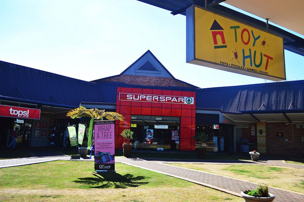 Superspar - Hilton Quarry